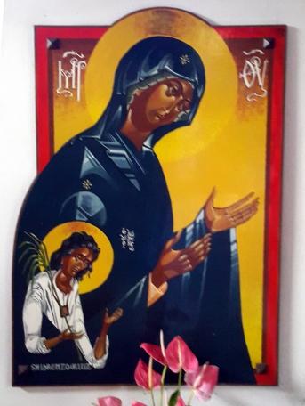 Father Emmanuel 'Pong' del Rosario - Our Lady of San Lorenzo Ruiz