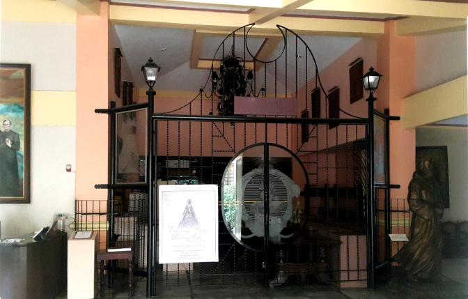 Bulwagang Recoletos Lobby