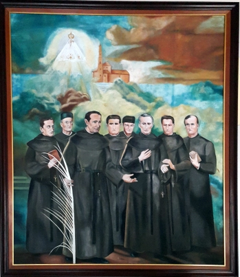 Lobby, Martyrs of Motril of 1936