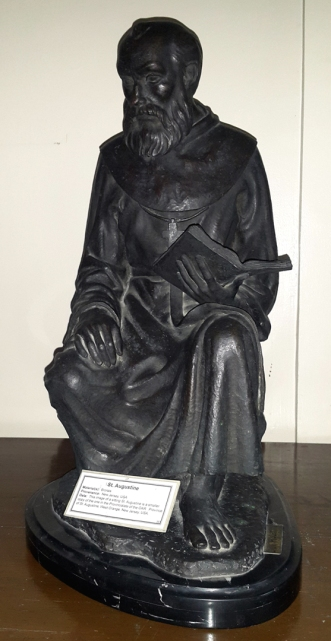 Lobby, St. Augustine of Hippo (354-430)