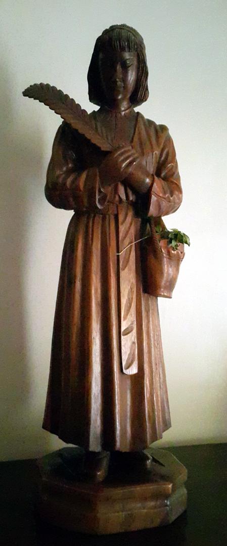 Lobby, St. Mary Magdalene of Nagasaki (1611-1634)