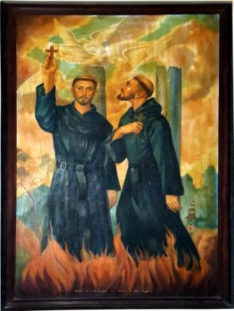 Lobby, Blessed Martin of St. Nicolas & Melchor Sánchez Pérez of St. Augustine