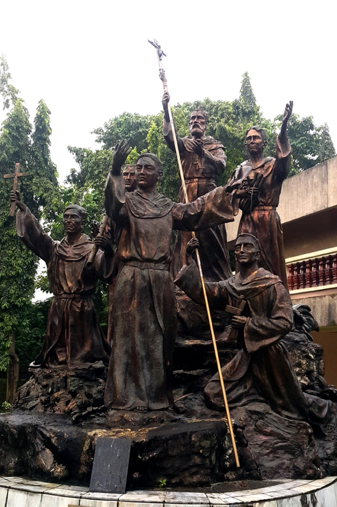 1993 Florante Caedo - Monument of Outstanding Recollects