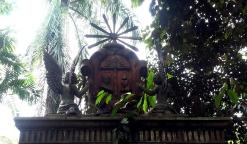 1999 Monument of 1998 Establishment of the Philippine Province of St. Ezekiel Moreno