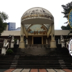Congressional Avenue, Quezon City: The Bulwagang Recoletos and the History of the Augustinian Recollects, Parish of Our Lady of Consolation Compound