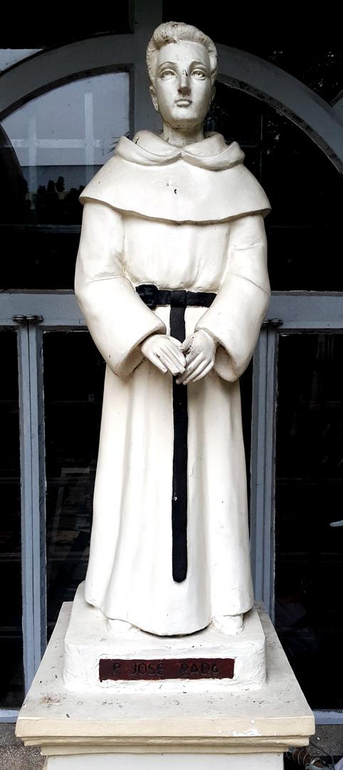 Upper Patio: Blessed José Rada Royo (1861-1936)