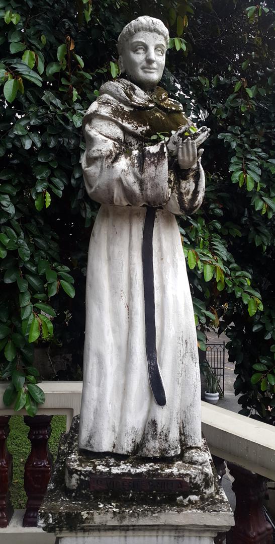 Upper Patio: Blessed Vicente Pinilla Ibáñez (1870-1936)