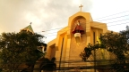 Project 8, Quezon City: Sto. Nino Parish Shrine, creating peace in Bago-Bantay