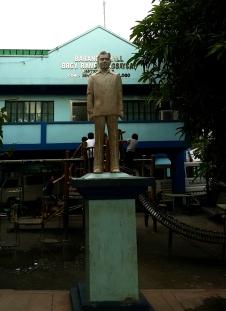 Imelda Park, Barangay Ramon Magsaysay