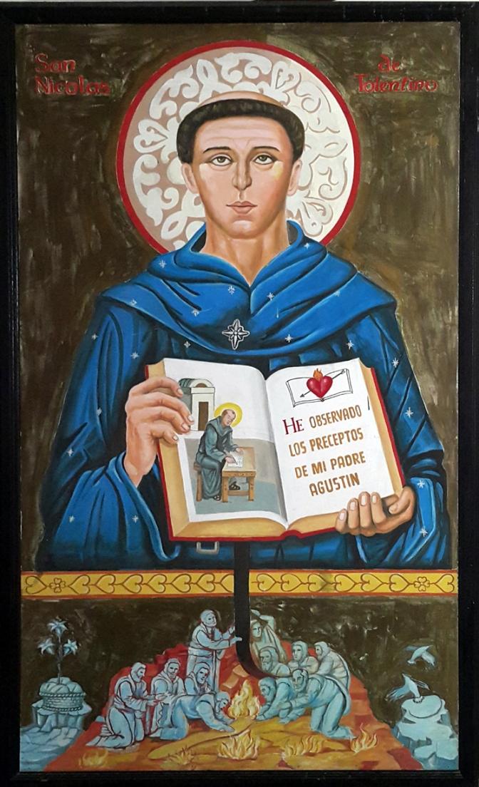 2008 Roget Bactong - St. Nicolas de Tolentino