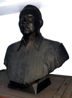 1957-1961 Pres. Carlos P. Garcia by Fermin Yadao Gomez (1957)