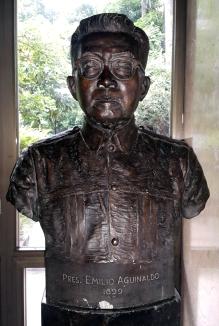 1898-1905 Pres. Emilio Aguilado by Fermin Yadao Gomez (1958)