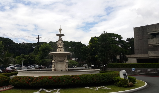 1990s Napoleon Abueva - Francisco Carriedo Fountain Replica, MWSS