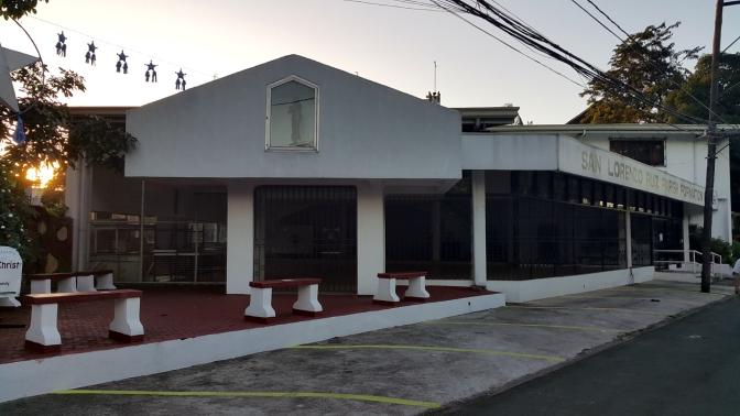 1987 San Lorenzo Ruiz Parish, Culiat, Tandang Sora