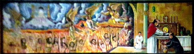 2008 Roget Bactong - San Nicolás de Tolentino's Vision of Purgatory
