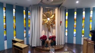 2015 Adoration Chapel