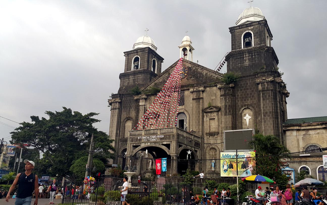 1625 Santo Niño de Tondo Church (consecrated 1572)