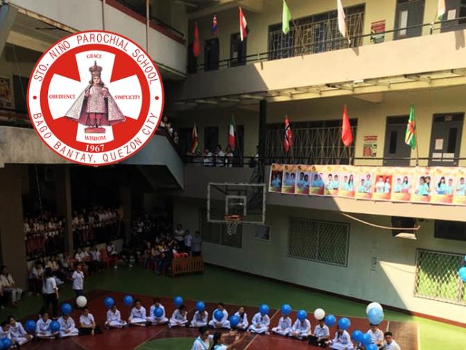 1967 Santo Niño Parochial School