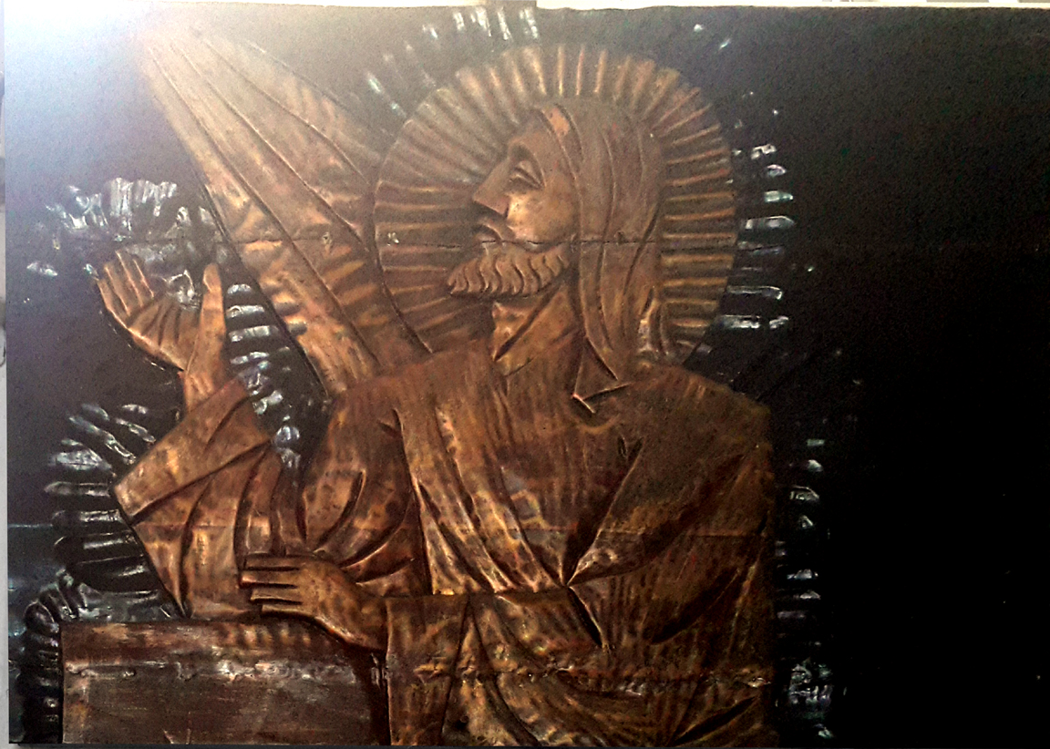 Anselmo Day-ag – Stations of the Cross II: Agony in the Garden of ...