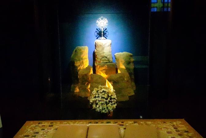 Romulo Locso Reyes - Adoration Chapel
