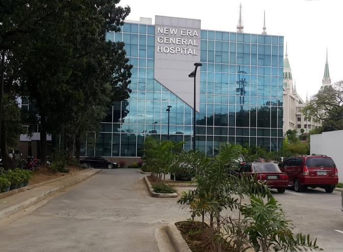 Iglesia Ni Cristo's New Era General Hospital & Recreation Center