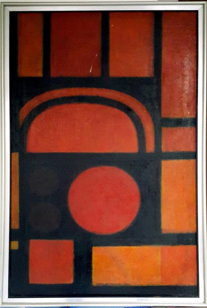 02 1970 Cenon Rivera - Orange Sherbet