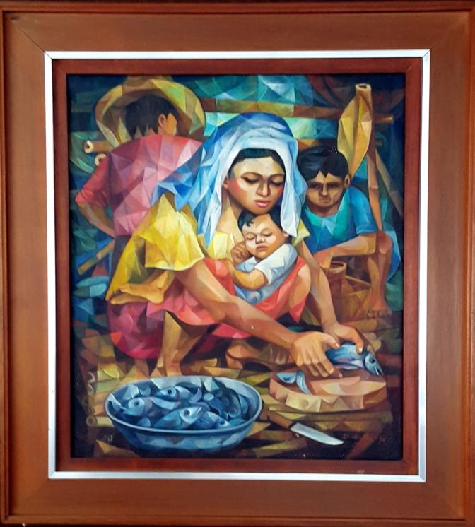 1979 Angelito Balagtas - Inang Masinop, Hapunan