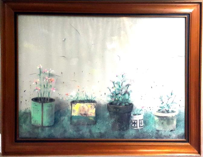 Jose Pempe Ybañez - Flower Pots