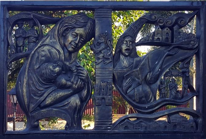 2008 Toym Imao - Tandang Sora Shrine, Birth and Young Life of Melchora Aquino