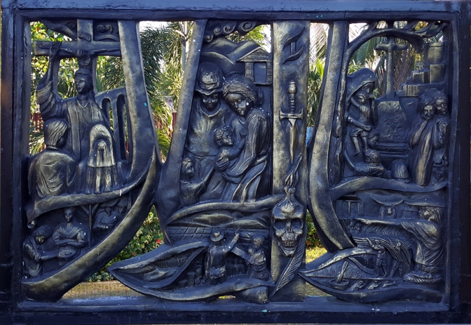 2008 Toym Imao - Tandang Sora Shrine, Marraige and Life of Melchora Aquino
