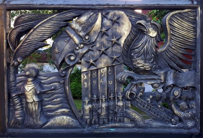 2008 Toym Imao - Tandang Sora Shrine, The Exile of Melchora Aquino to Guam