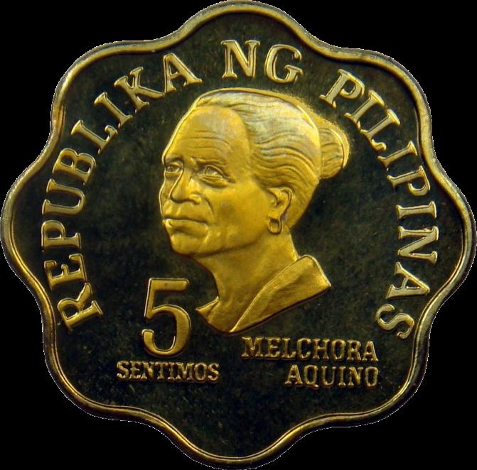 Melchora Aquino, Ang Bagong Lipunan series of 1975-1998