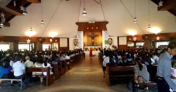03 1981-1983 Sta. Maria della Strada, Nave & Altar
