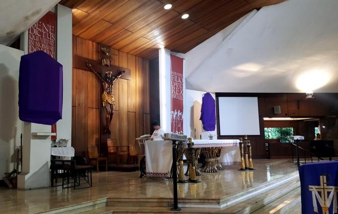 06 1981-1983 Sta. Maria della Strada, Nave & Altar