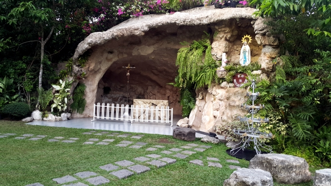 11 Our Lady of Lourdes Grotto