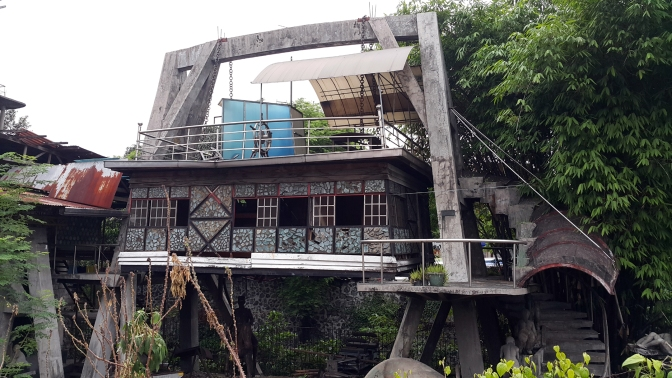 12A Napoleon Abueva - Swinging House