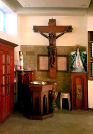 1998 Holy Cross Parish Church, Baptismal