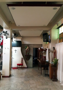 1998 Holy Cross Parish, Transept Right, St. Joseph