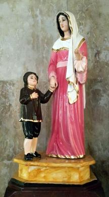 Santa María de la Cabeza and Illan