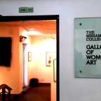 Katipunan Avenue, Quezon City: Women's Art at the Miriam College MMJ Hall Lobby