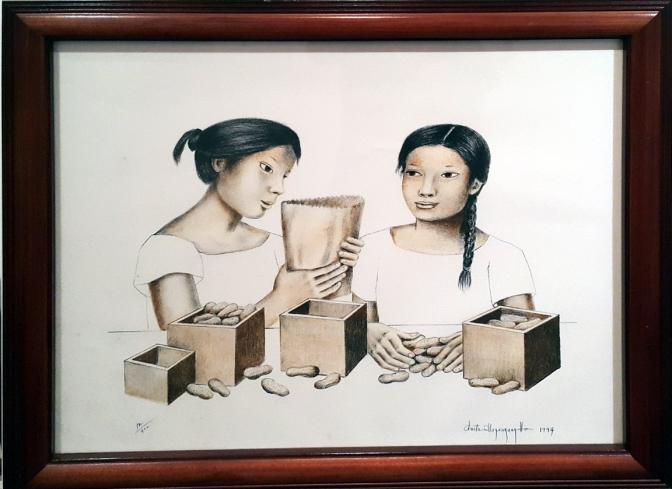02 1994 Anita Magsaysay-Ho - Peanut Vendors