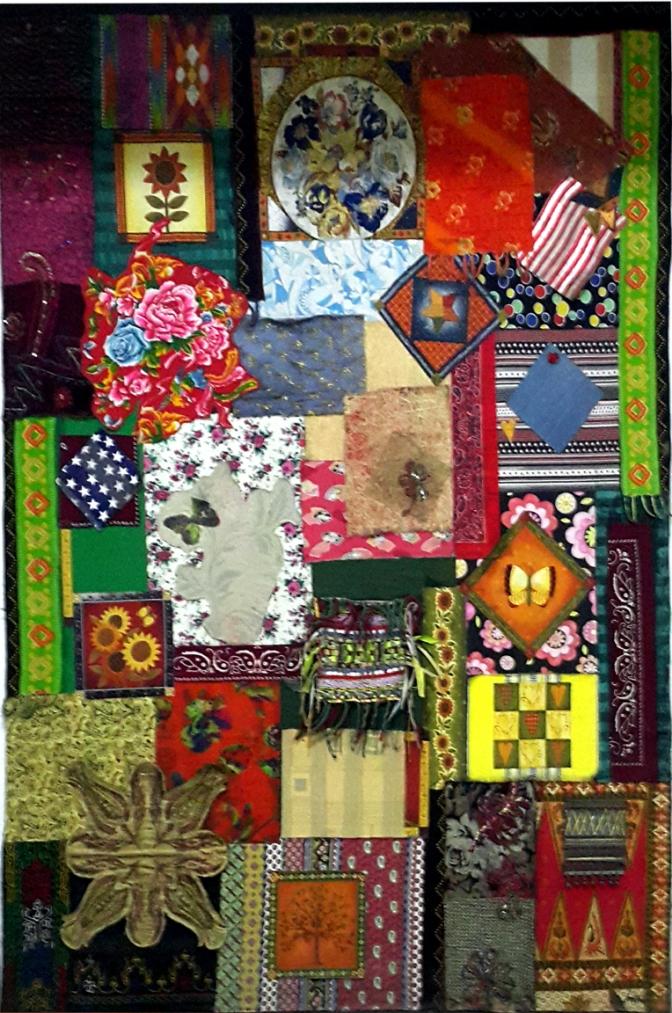05 2008 Ivi Avellana-Cosio - Tapestry