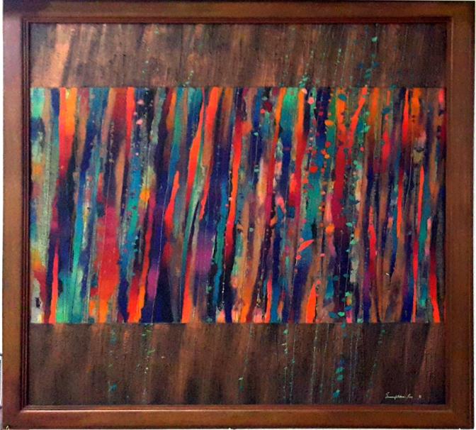 06 1996 Dina Susan Fetalvero-Roces - Wood Spirits