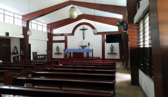 MCGS Chapel, Our Lady of the Rosary Chapel