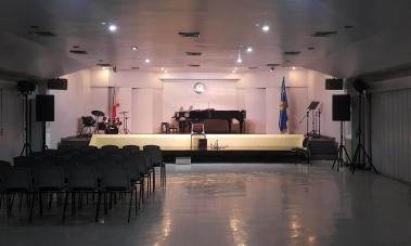 1982 La Porte Music Hall (Sr. Mary Clotilde La Porte, MM)