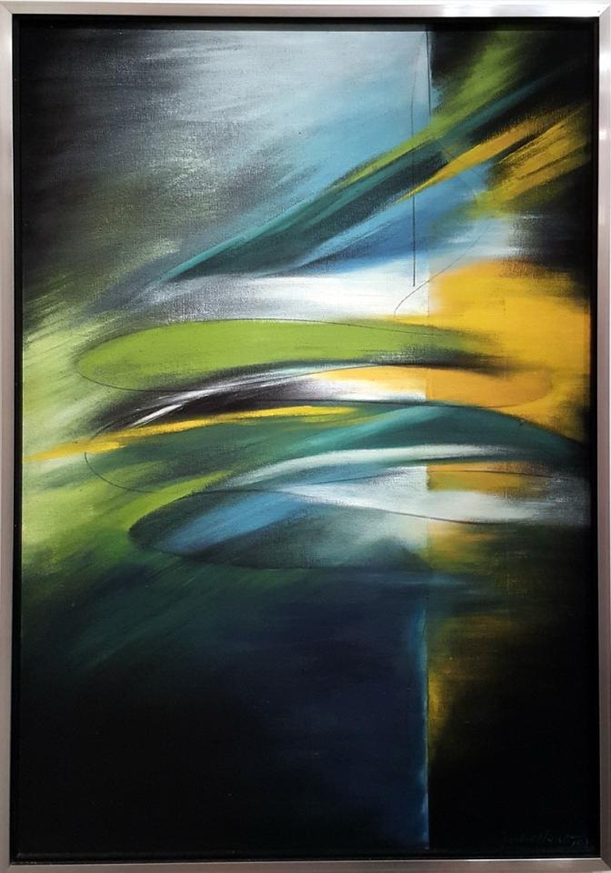 08 1990 Phyllis Zaballero - Pas de Deux Green