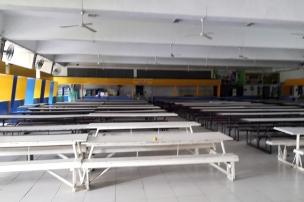 MCGS Cafetorium First Floor