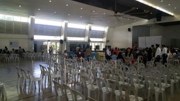 MCGS Cafetorium Second Floor