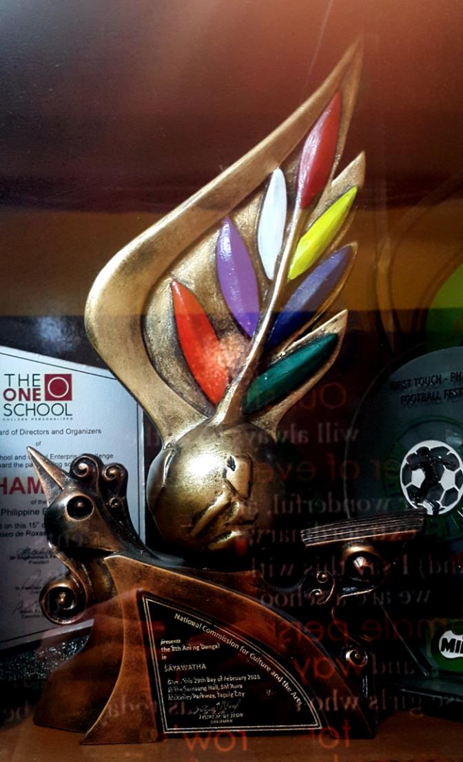 15 2016 Abdulmari Imao - NCCA Ani ng Dangal