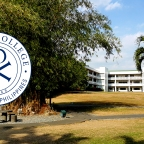 Katipunan Avenue, Quezon City: Miriam College Basic Education Complex